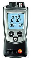 Testo 810 Пирометр для измерения температуры (номер один у ЖЕКов)