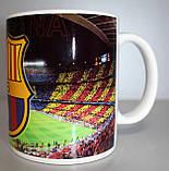 Чашка чайная FC Barcelona, фото 2