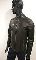 Куртка кожаная Oscar Fur 464 Черный