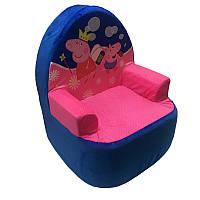 """Мягкое кресло """"Свинка Пеппа"""""""