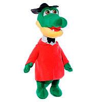 Мягкая игрушка Крокодил Гена