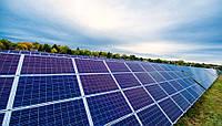 Система креплений солнечных батарей для наземного размещения 40 шт (10 кВт), фото 1