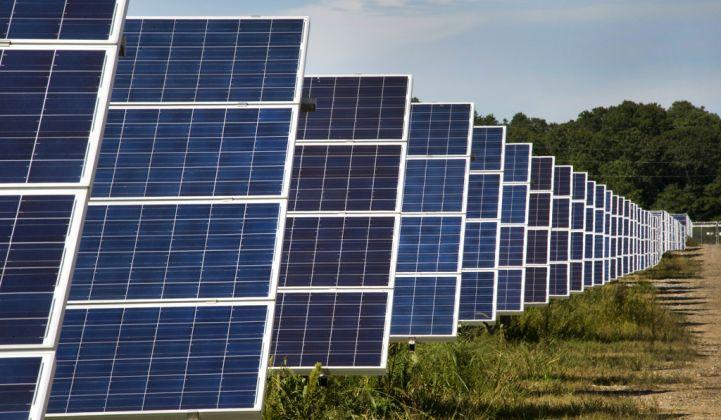 Система креплений солнечных батарей для наземного размещения 60 шт (15 кВт)