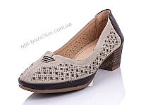 Туфли женские Manteli LF7-6 (36-41) - купить оптом на 7км в одессе