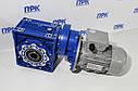 МОТОР-РЕДУКТОР PC 90 - NMRV 110/130 -0.75-2.2КВТ, фото 4