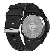 ϞСмарт-часы Zeblaze VIBE 3 Black экран 1,24'' стальной корпус Блютуз 4.0 Батарея 610mAh IP67 Android 4.3, фото 3