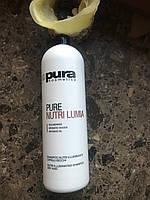 Шампунь Purа Nutri lumia придающий блеск 1000 мл Италия