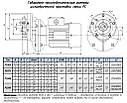 Мотор-редуктор PC 71 - NMRV 50/63/75/90  -0.18-0.37кВт, фото 9
