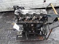 Двигатель голый Фольксваген ЛТ 2.8 tdi б/у (VW LT)