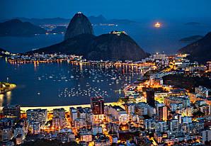 БРАЗИЛИЯ: Рио Де Жанейро и водопады Игуасу.