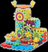 Конструктор Funny Bricks, Фанни Брикс, шестерёнки, 3D