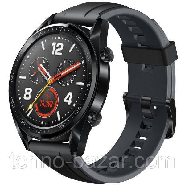 Умные  часы Smart Watch HUAWEI Watch GT Black
