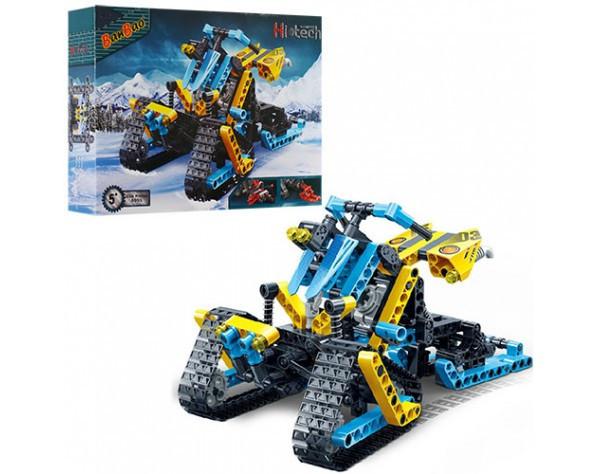 Конструктор Космический транспорт, 306 деталей