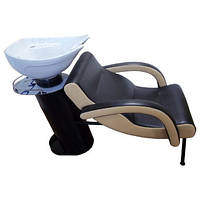 Парикмахерская мойка Лея (Leya) с креслом и сантехникой