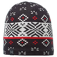 Шапка Buff Knitted & Polar Hat Jorden, Black