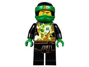 """Конструктор Ninja Bela 10804 (аналог Lego Ninjago 70640) """"Штаб-квартира Сыновей"""", 558 деталей, фото 3"""