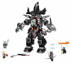 "Конструктор Lepin Ninjago Movie 06060 (аналог Lego 70613) ""Робот Гарм"", 806 деталей, фото 2"