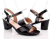 Босоножки женские Mei De Li 068-10 black (41-43) - купить оптом на 7км в одессе