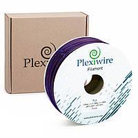 PLA/ПЛА пластик фиолетового цвета Ø1.75мм для 3D принтера, 3D ручки 300м (900г), 400м (1,185г)  от Plexiwire