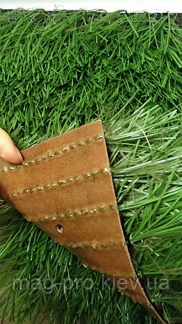 Искусственная трава для  футбольного поля  - 60мм.Тurf Grass Испания, фото 2