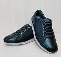 Подростковые спортивные кожаные туфли Goes