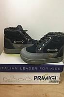 Зимние ботинки для мальчика PRIMIGI со шнуровкой PERRY