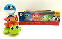 Игрушки для купания 3112