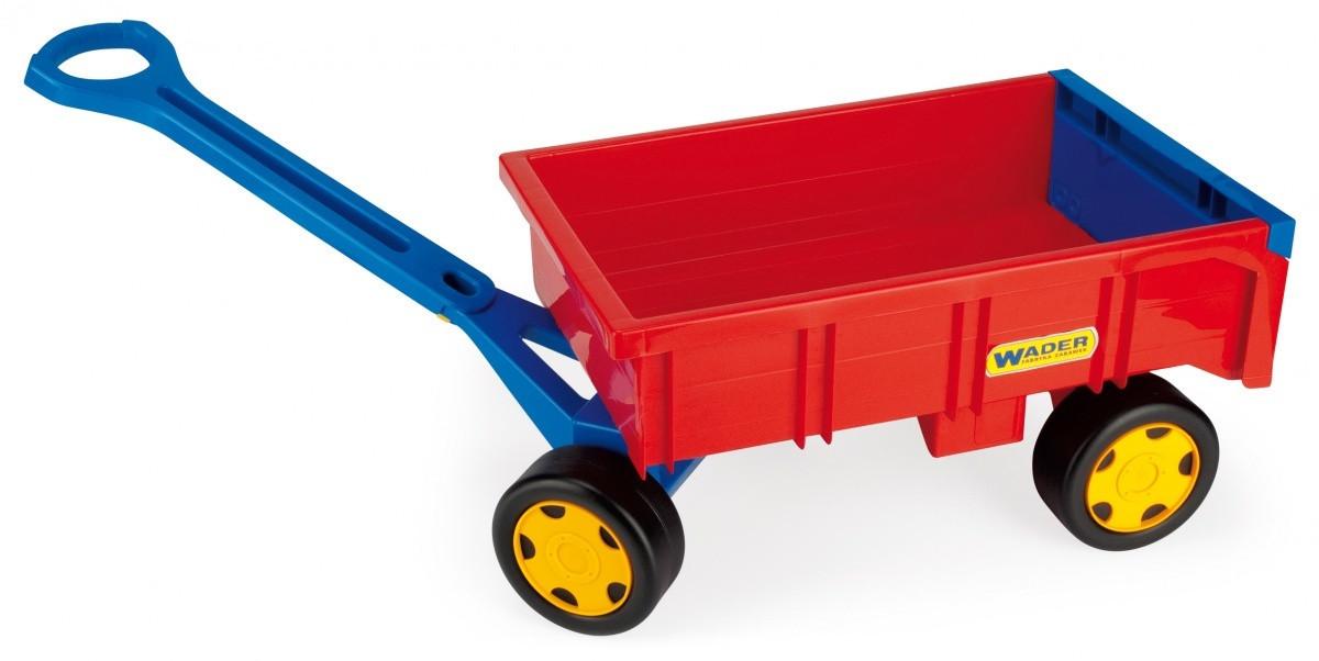 Детская игрушка-тележка Wader 10950