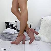Туфли ботильоны новинка женские
