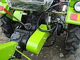 Почвофреза с редуктором для мототрактора DW150RX, фото 4