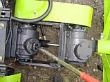 Почвофреза с редуктором для мототрактора DW150RX, фото 6
