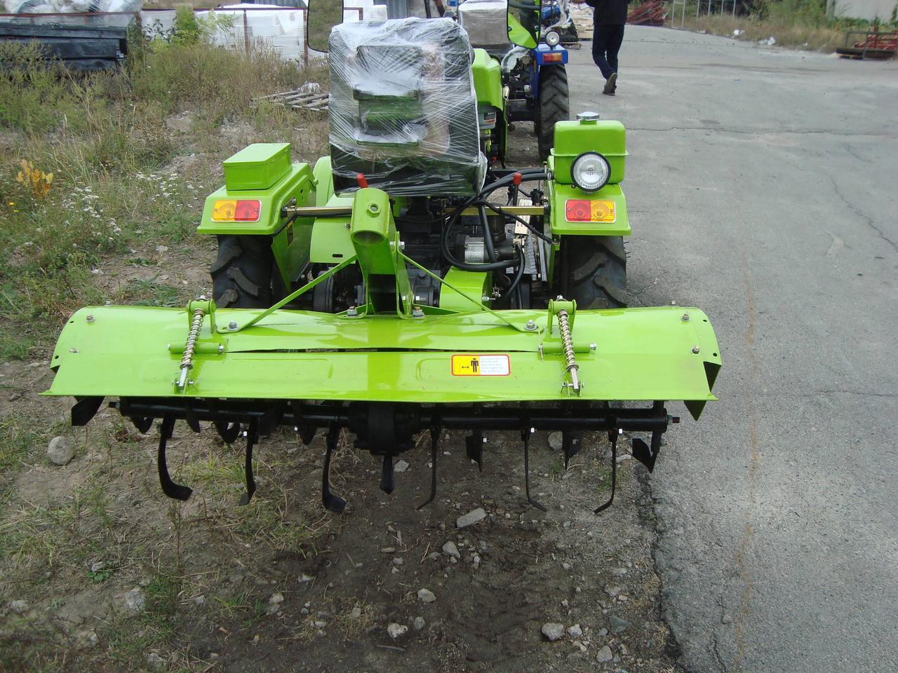 Почвофреза с редуктором для мототрактора DW150RX