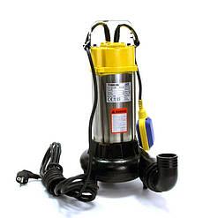 Насос для чистой, грязной воды и септиков V1100 Marpol