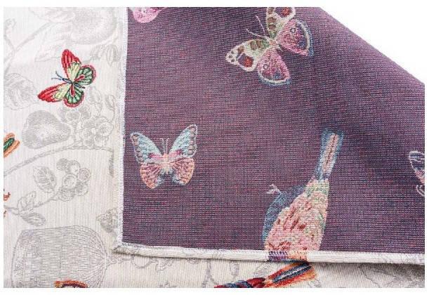 Скатерть тканевая гобеленовая пасхальная квадратная Limaso 137 х 137 см Лимасо, фото 2