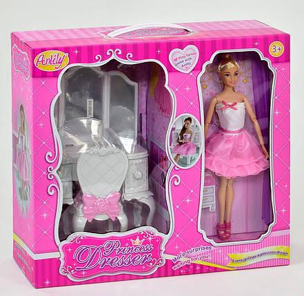 Кукла с туалетным столиком 99050, фото 2