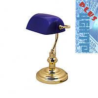 Светильник настольный HL 090 синяя HOROZ ELECTRIC
