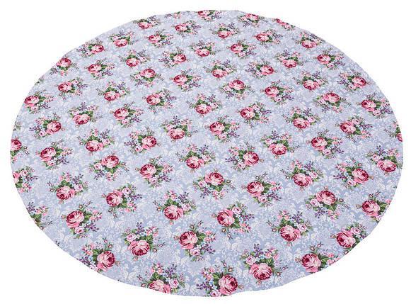 Скатерть тканевая гобеленовая пасхальная круглая Ø200 см, фото 2