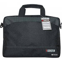 Сумка 12 LOBSTER LBS12T2BP Black-Grey