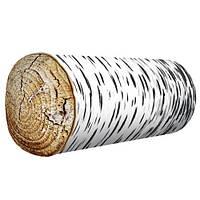Подушка-валік Дерев'яна колода  (береза)
