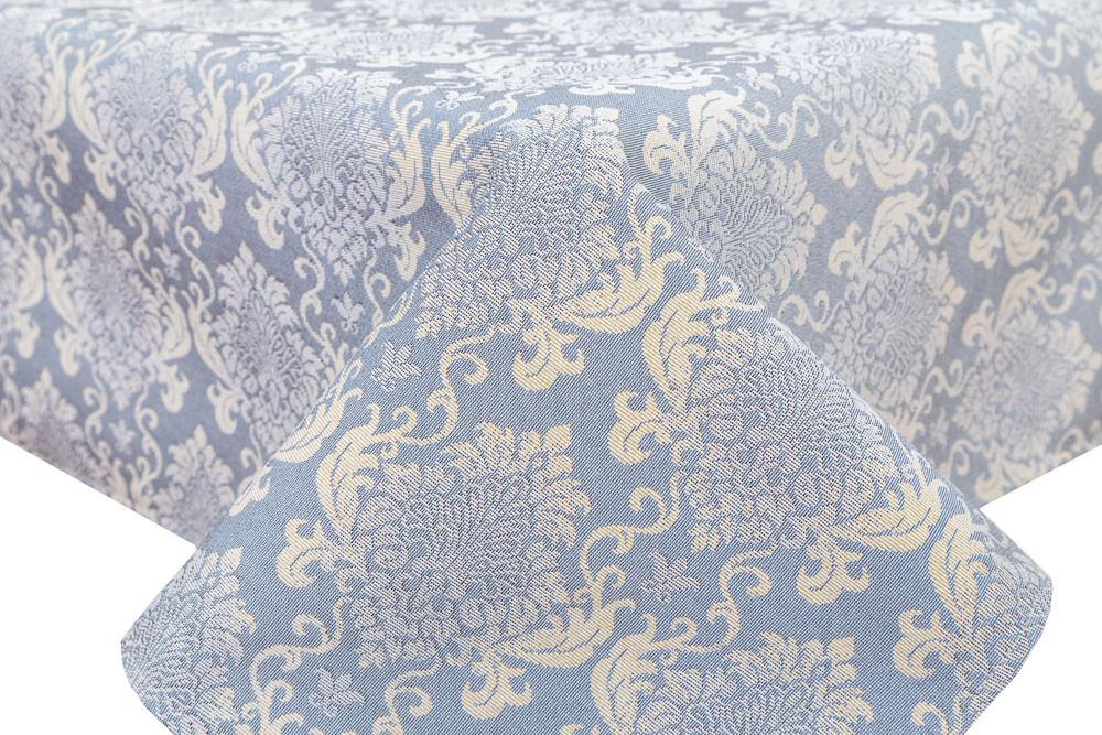 Скатерть тканевая гобеленовая пасхальная 137 х 220 см