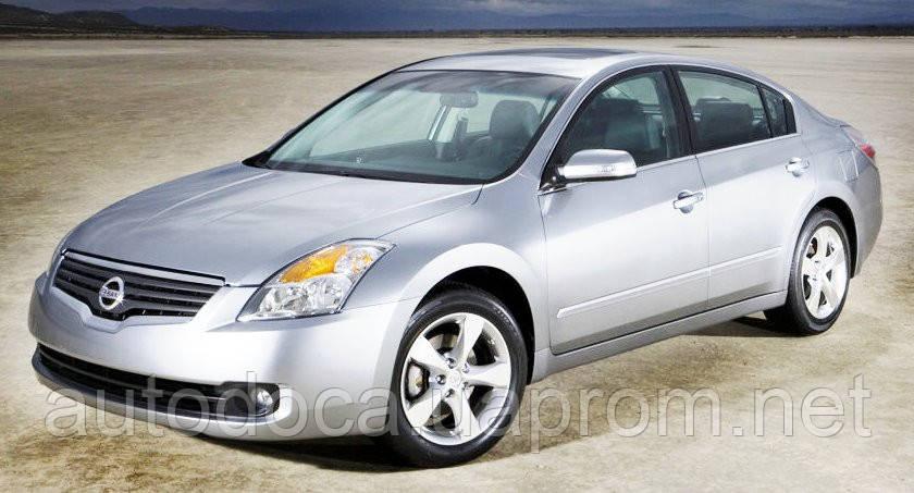Захист картера двигуна Nissan Altima з установкою! Київ
