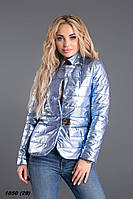 Весенняя куртка женская 1050 (29) Код:758902039