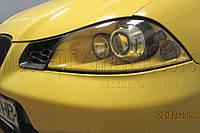 "Seat Ibiza - установка биксеноновых линз Monlight EVO G5 2,5"" в фары"