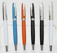 Ручка шариковая, металлическая, поворот, Baixin, BP-837, 943387
