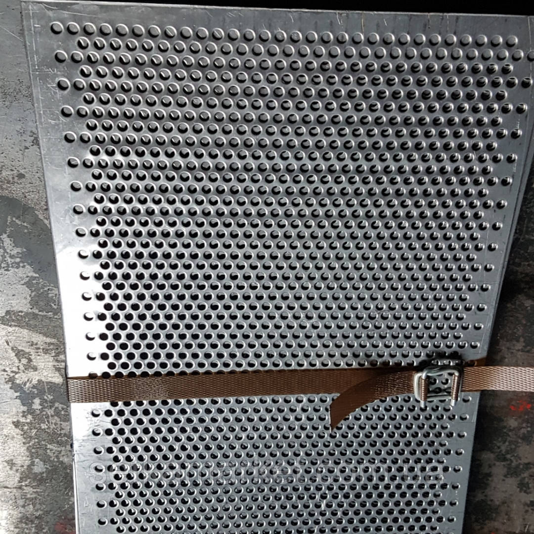 Решето (сито) для Петкус гигант (700х1065 мм.), ячейка 2,2х20 мм.,толщина 0,8 мм., оцинкованное.