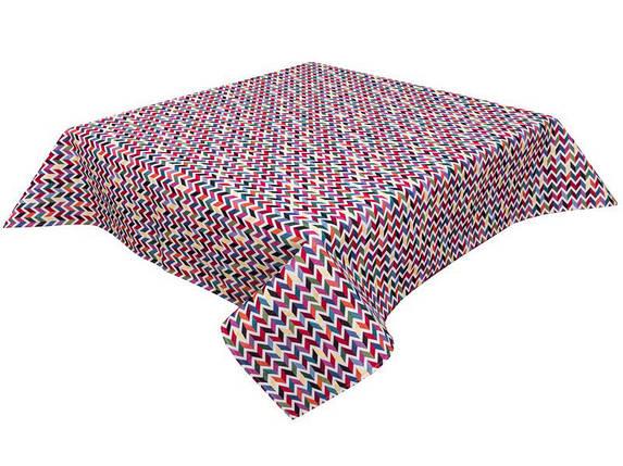 Скатерть тканевая гобеленовая пасхальная круглая Ø200 см на круглый стол, фото 2