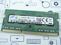 New. Оперативная память Samsung 2GB DDR3l M471B5773DH0-YK0 1600