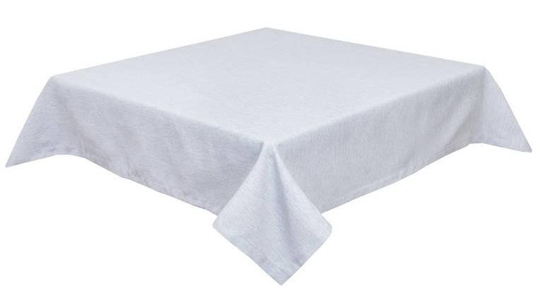 Скатерть тканевая пасхальная полиэстер 135 x 260 см, фото 2