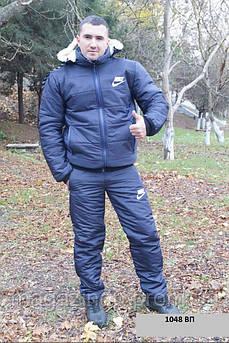 Теплый мужской костюм 1048 ВП Код:772787265