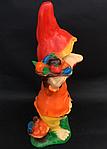 Садовая фигура гном с овощами, фото 2